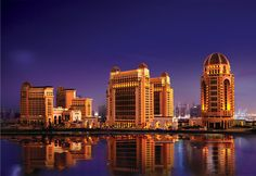 St Regis Doha, Qatar