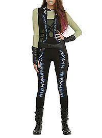 HOTTOPIC.COM - Guardians Of The Galaxy Gamora Costume
