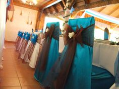 Exkluzív dekoráció, esküvőszervezés - Képgaléria - Székszoknya bemutatása