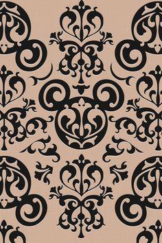 disney wallpaper tile I love this so much!