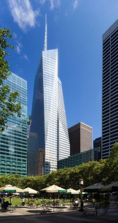 Bank of America Tower by COOKFOX. DBOX 2008