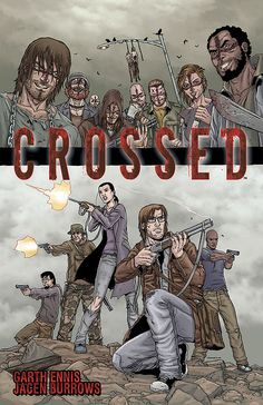 Crossed Volume 1 by Avatar Press, via Flickr