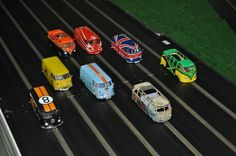 Ocar resin kit slot cars - VW Camper