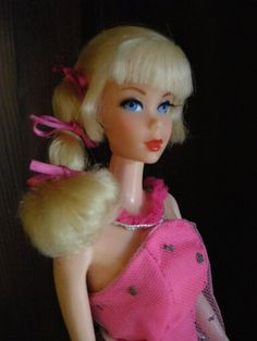 A beautiful Mod Talking Barbie