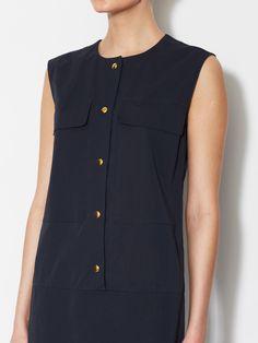 Cotton Poplin Shirtdress by Marni at Gilt