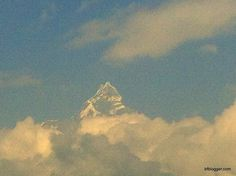 Fishtail Mountain of
