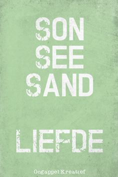 Son See Sand Liefde www.twitter.com/oogappelkreat www.facebook.com/oogappelkreatief AFRIKAANS Witty Quotes Humor, Afrikaanse Quotes, Words Quotes, Qoutes, Photo Caption, My Land, English Words, T Shirts With Sayings, Inspire Me