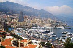 Monte Carlo, Monaco  2007