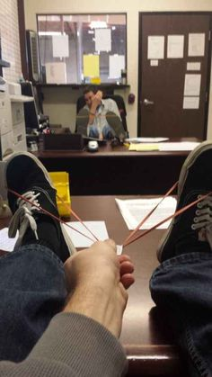 These good-time guys: | 26 People You Wish Were Your Co-Workers