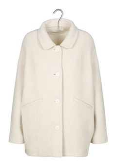La city manteau col claudine