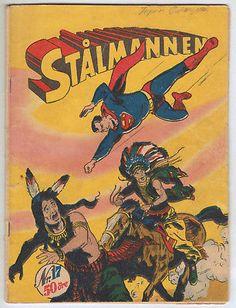 SUPERMAN #17 *SCANDINAVIAN VARIANT* unpublished Superman cover? DC COMICS 1953: $29.00 (0 Bids) End Date: Sunday Mar-25-2018 19:25:46 PDT…