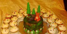 Warrior Cats Cake