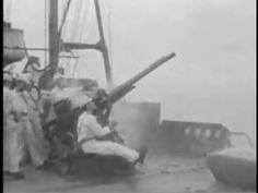 九六式二十五mm機銃 Type96 25mm Anti Aircraft Gun - 日本ニュースより、大日本帝国海軍が使用した96式25㎜対空機銃射撃・運用シーンをまとめました。最後のカットはおそらく2㎝九八式高射機関砲だと思われますが、他に挿入できそうな動画がないのでこの動画におまけとして入れておきました。96式、98式ともにフランスのオチキス社の機関砲が源流にあるのでけっこう似ています。