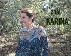 Chal cola de dragón / Dragon tail shawl Ravelry, Lana, Shawl, Dresses With Sleeves, Blanket, Knitting, Blouse, Long Sleeve, Indiana