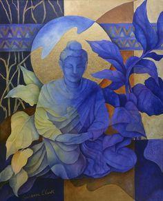 Contemplation by Susanne Clark