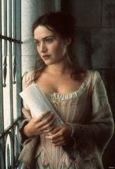 Kate Winslet asMadeleine 'Maddy' LeClerc.Quills (2000). The infamous writer, The Marquis de Sade of 18th Century France.