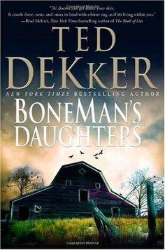 BoneMan's Daughters. Dark and detailed psychological thriller.