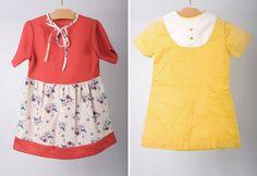 vintage kids dresses bleubird vintage