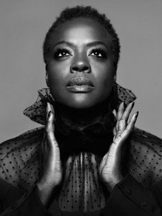 Viola Davis. The Goddess picture.