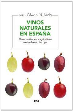Libro Vinos Naturales de España