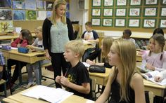 OECD education report: Finland's no inspections, no league tables and few exams approach - Telegraph