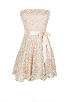 Sequin Ribbon Dress - DRESS on InStores