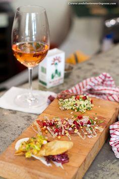 Andalusian auringossa - matka-, viini- ja ruokablogi: Machneyuda - hullunhyvä ravintolalöytö Jerusalemissa