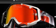 100% MX Goggles