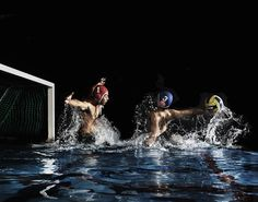 Water Polo #4 by muskphoto