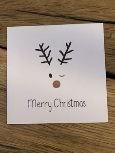 Pregnancy Card - New Baby Card - Baby Shower Card - You're Having A Baby - Mature Homemade Christmas Cards, Merry Christmas Card, Christmas Mood, Xmas Cards, Homemade Cards, Christmas Crafts, Paper Cards, Diy Cards, Cute Christmas Wallpaper