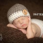 The Owen Hat - via @Craftsy