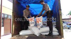 Simpan 4,5 Ton Beras Bersubsidi, Pemilik Gudang Diamankan ke Polres Gowa