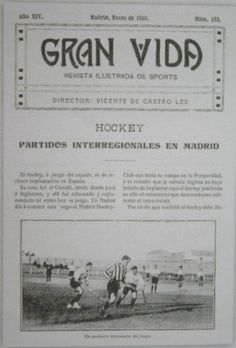 GRAN VIDA - Hockey