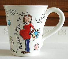 Baby Gifts | Personalised Mummy-To-Be Baby Shower Gift Mug