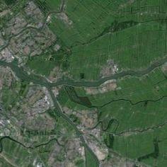 Wikiloc - route Hollands-Utrechts Polderpad - Platteweg, Zuid-Holland (Nederland)- GPS track