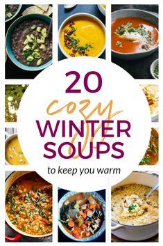 20 Cozy and Healthy