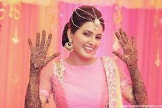 Inside Pics: The Big Fat Punjabi Pre-Wedding Celebrations Of Harbhajan Singh And Geeta Basra - Yahoo Style India