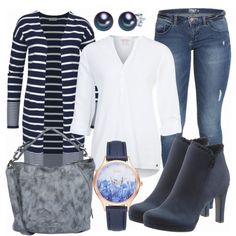 Freizeit Outfits: Bella bei FrauenOutfits.de