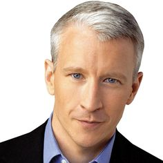 Honest as the day is long.  A rarity in today's news reporters.  Anderson Cooper.  http://gaia.adage.com/images/bin/image/anderson-cooper-cnn.jpg