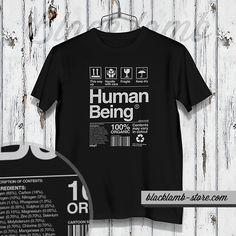 Black lamb t-shirt - Human Being http://blacklamb-store.com/human-being-ferfi-polo.html