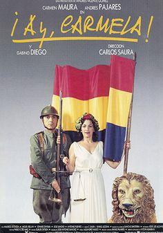 ¡Ay, Carmela! (Carlos Saura, 1990)