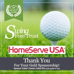 Thank you to Gold Sponsor, Homeserve USA!