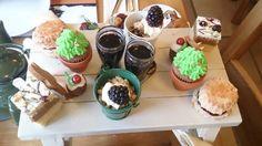 The Garden Kitchen Afternoon Tea, Pudding, Garden, Kitchen, Desserts, Food, Baking Center, Tailgate Desserts, Garten