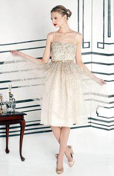 Sparkling dress for your rehearsal dinner?