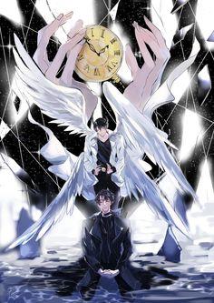 Anime Chibi, Anime Art, Magic Anime, Romantic Manga, Kpop Drawings, Attack On Titan Anime, Cute Anime Guys, Light Novel, Webtoon