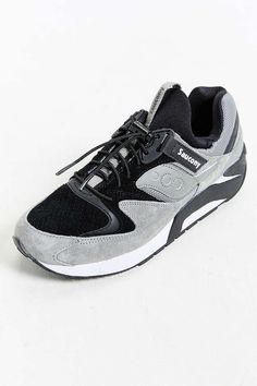 bc2241e6e5eb Saucony Grid 9000 Bungee Pack Sneaker - Urban Outfitters. Ob1canob13 kicks  · Casual Kicks