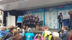 Prva etapa sedem dnevne dirke Thüringen Rundfahrt v Nemčiji je bila ravninska v dolžini 66 kilometrov
