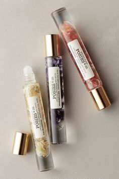 Slide View: 2: Posies & Co. Rollerball Fragrance Oil #makeupproducts