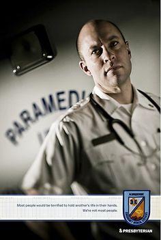Albuquerque Ambulance internal posters