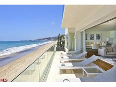 Views of the elite Carbon Beach and Pacific Ocean. Malibu, CA Coldwell Banker Residential Brokerage $14,500,000